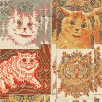 louis wain cats 3